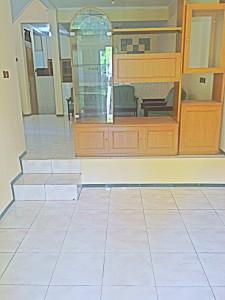 Lantai 2 - Ruang Tamu, Ruang Keluarga & Dapur